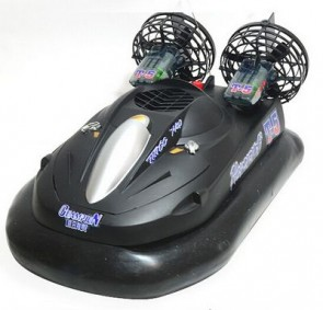 Remote control hovercraft toys Double motor