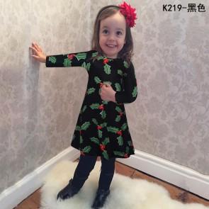 2016 Fashion Winter Christmas Child  Spring  skirt
