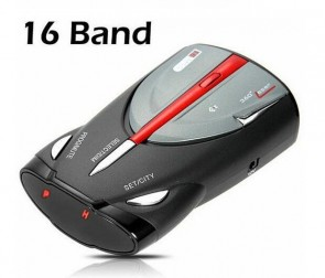 Best Car Radar Detector COBRA XRS 9880 GPS Free mp3 player