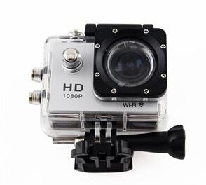 WiFi Waterproof Sports Camera 1080P Full HD 12MP Wireless Diving Mini DV Cam Camcorder Action Video Recorder